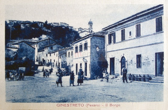 Ginestreto primi Novecento