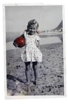 Simonetta De Angelis bambina