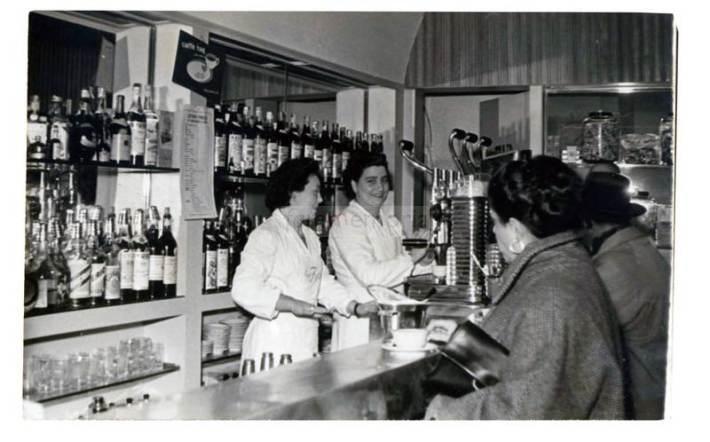 Pesaro, il Bar Gino
