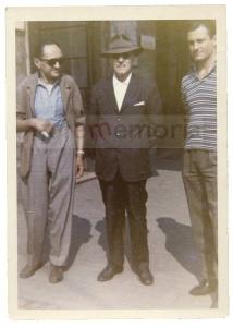 Americo, Ariodante e Amedeo Bertuccioli