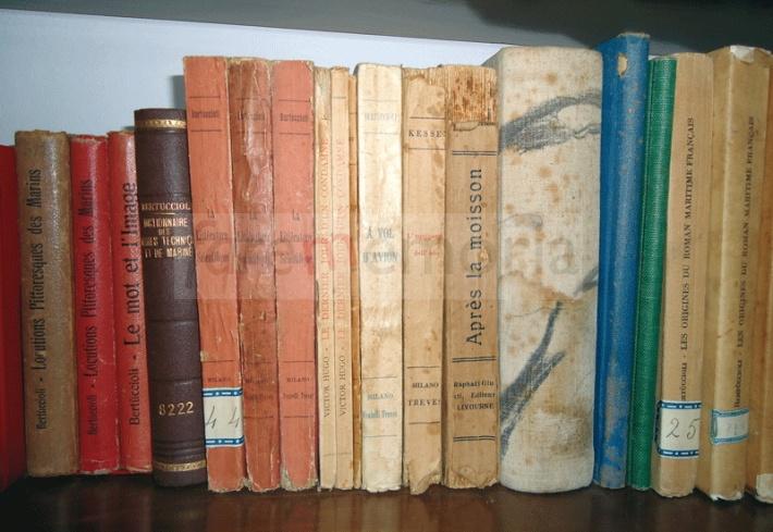 Libri Americo Bertuccioli