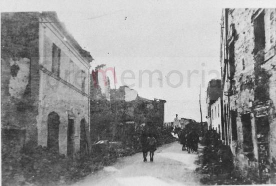 Montecchio, 21 gennaio 1944. Foto di Emma Parola