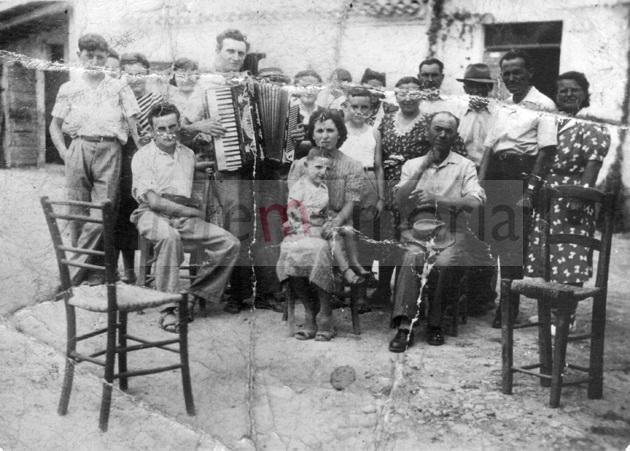 Famiglia Calbini 1951