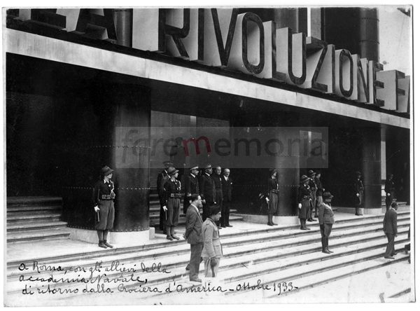 Americo Bertuccioli 1933
