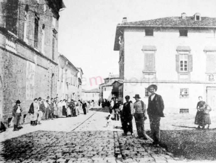 Sant'Angelo via Borgo 1916
